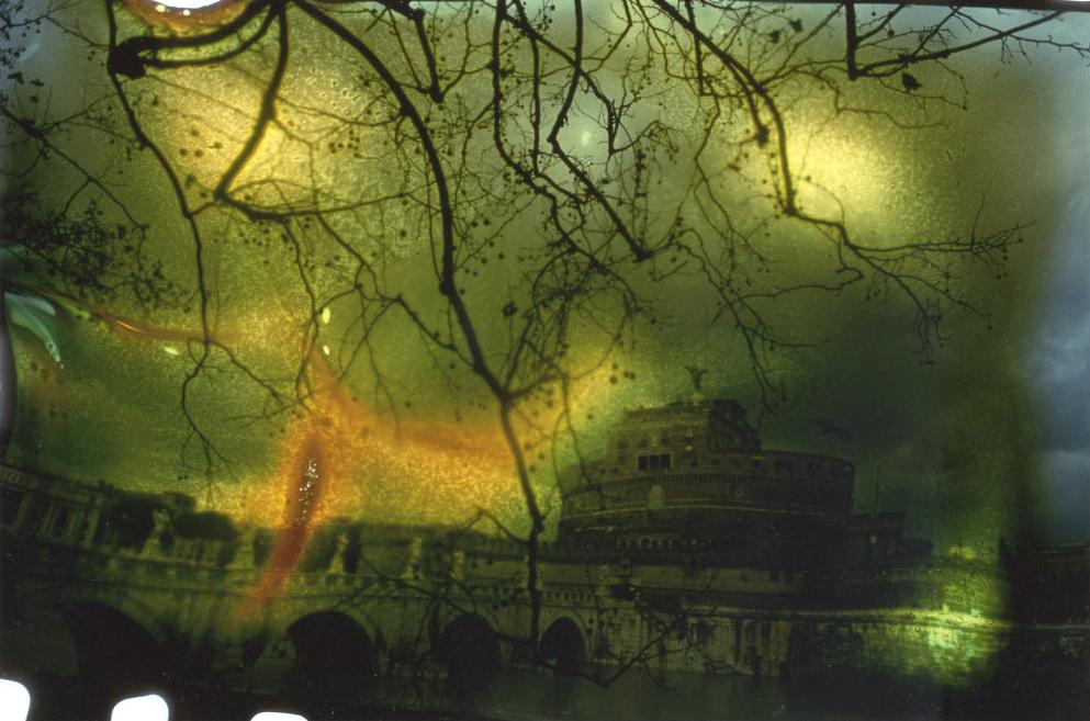 Combustioni #12 - Mauro Monti