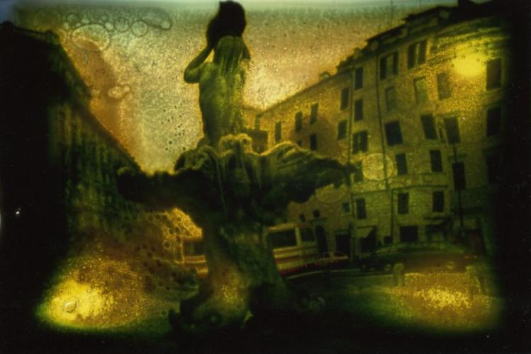 Combustioni #7 - Mauro Monti