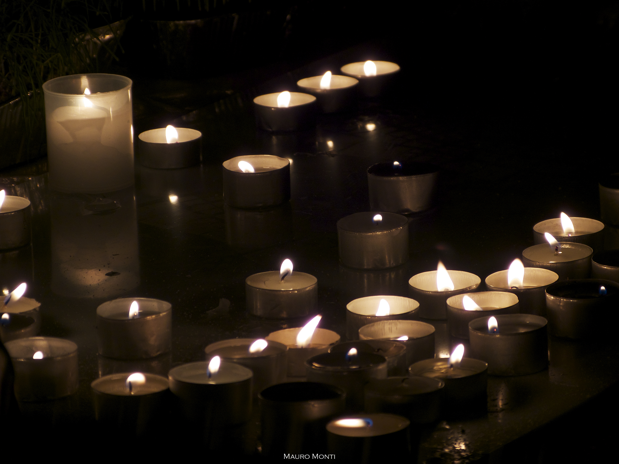 Giovedì Santo, adorazione. San Paolo della Croce a Corviale