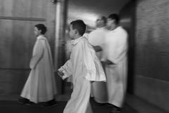 Messa di Pasqua 2019, San Paolo della Croce a Corviale