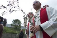 Domenica delle Palme 2019, San Paolo della Croce a Corviale