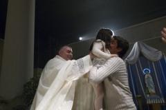 Messa della Veglia di Pasqua 2019, San Paolo della Croce a Corviale