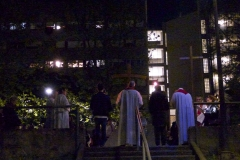 Via Crucis, San Paolo della Croce a Corviale