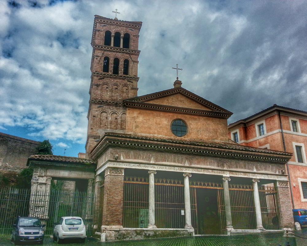 San Giorgio in Velabro - (c) Mauro Monti