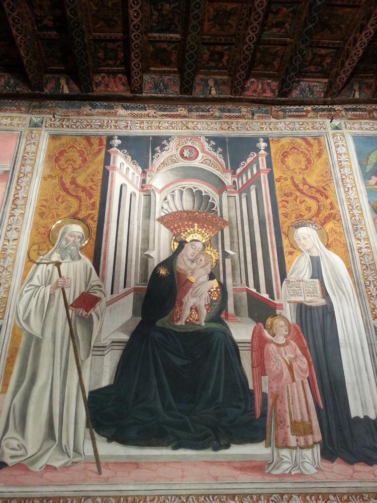 Monastero di Tor de' Specchi - (c) Mauro Monti