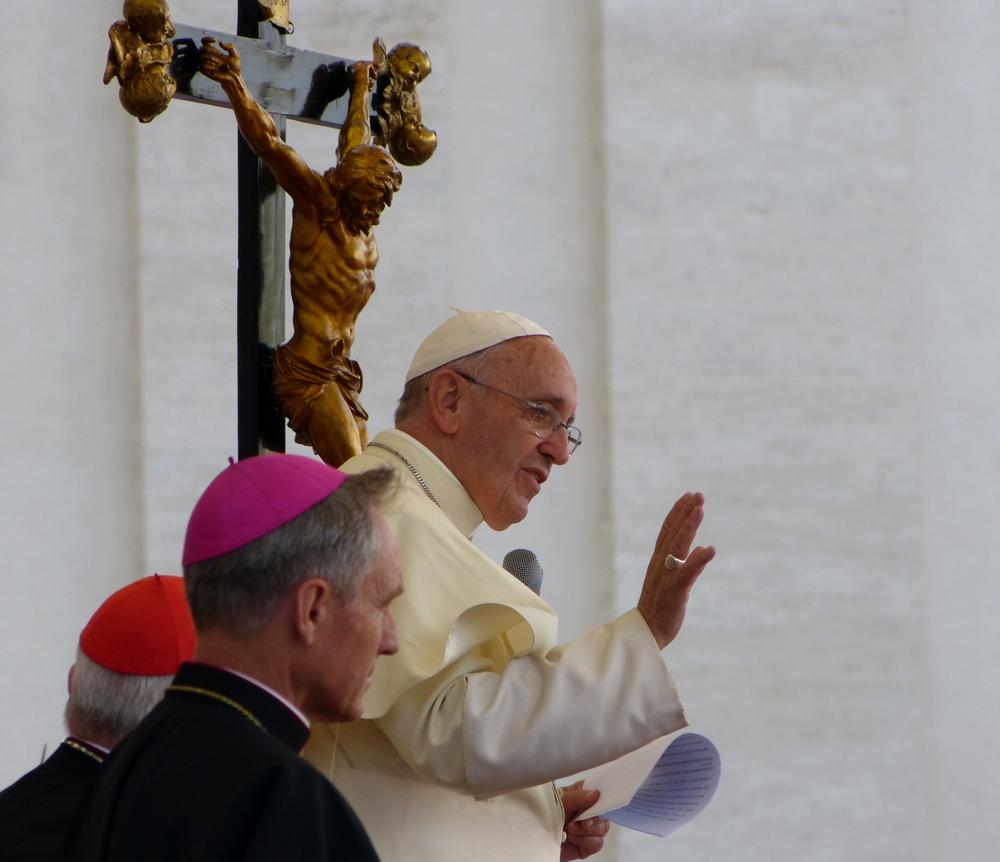 Papa Francesco - (c) Mauro Monti