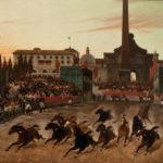 La corsa dei berberi e il Carnevale romano