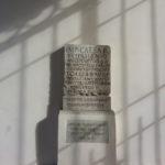 Il cippo del pomerio di Santa Cecilia in Trastevere