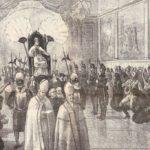 1890, Buffalo Bill a Roma. Con gli indiani da papa Leone XIII