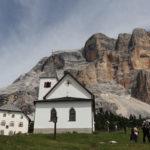Santa Croce in val Badia, un santuario a 2000 metri