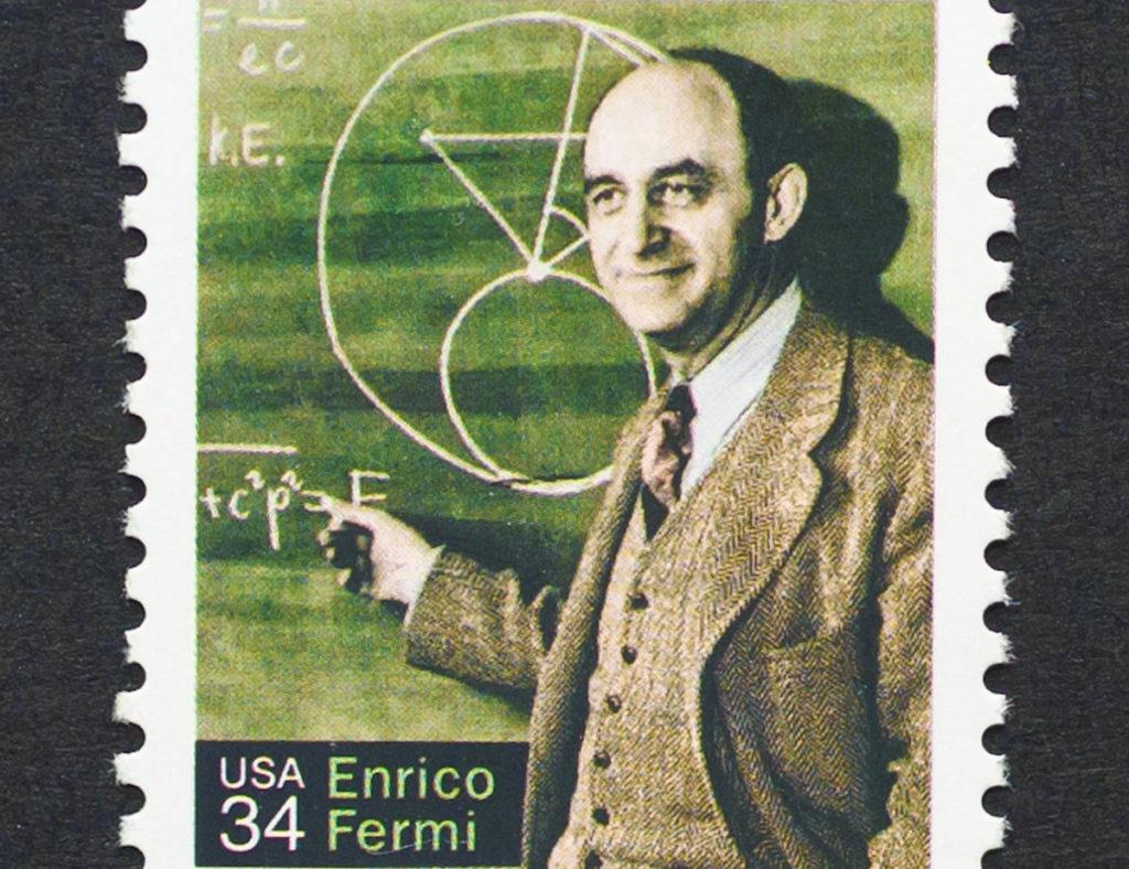 Enrico Fermi numero 137