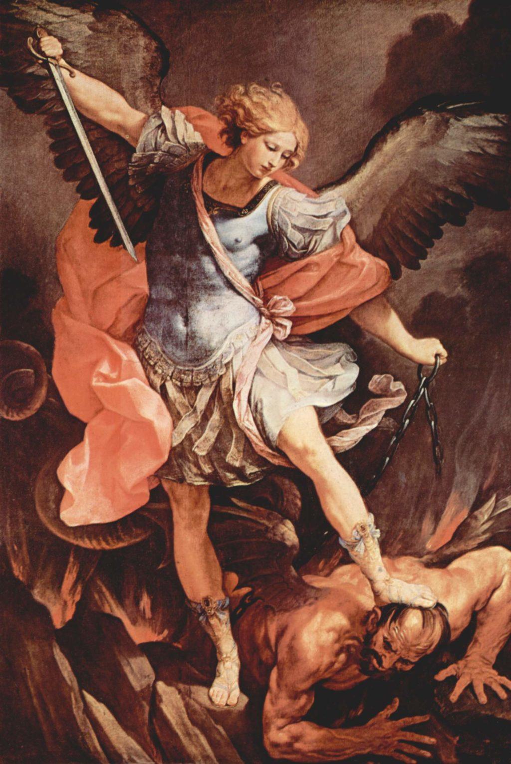 L'Arcangelo Michele - Guido Reni