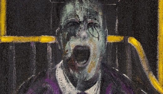 Innocenzo X - Francis Bacon