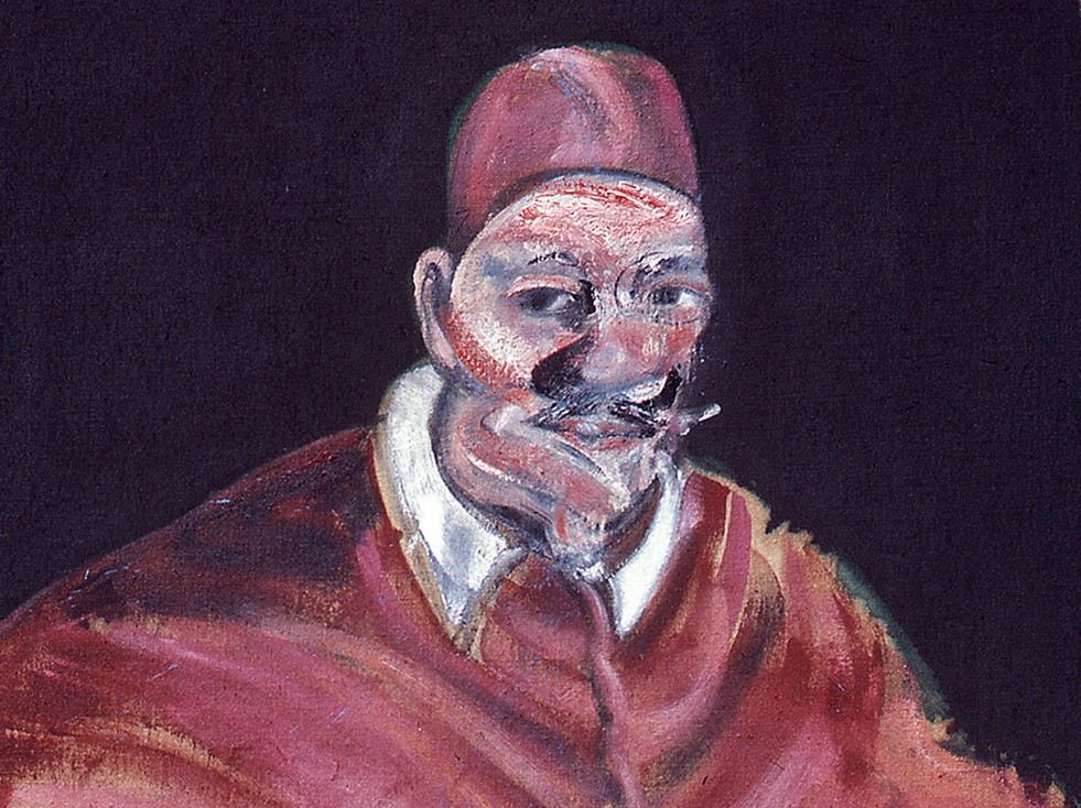 Innocenzo X - Francis Bacon - Musei Vaticani