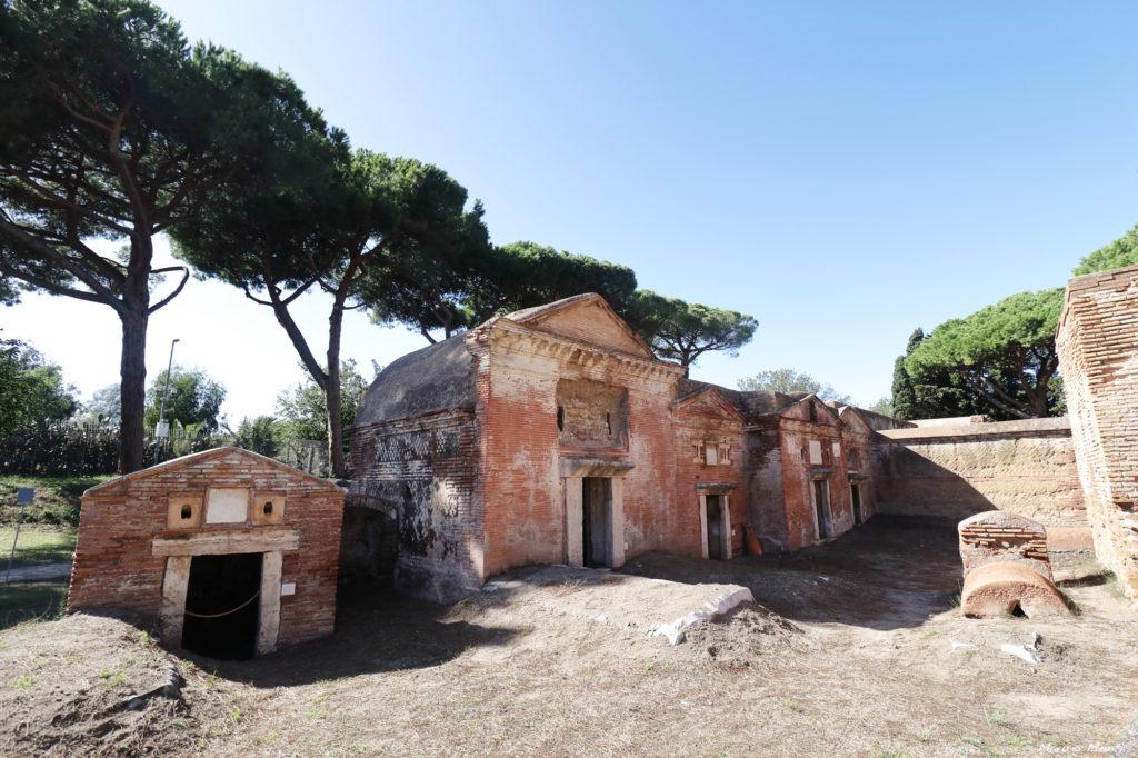 Necropoli di Porto - (c) Mauro Monti