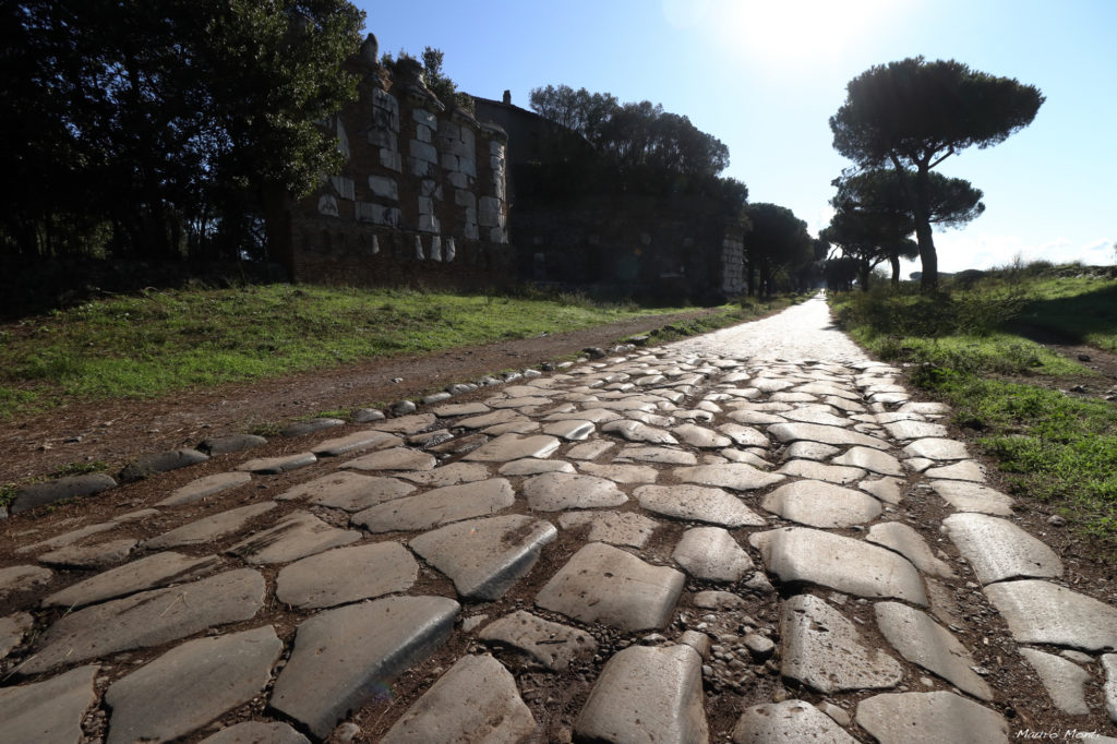 Appia Antica - (c) Mauro Monti