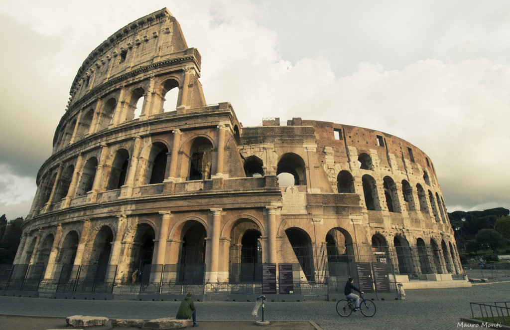 Colosseo - (c) Mauro Monti