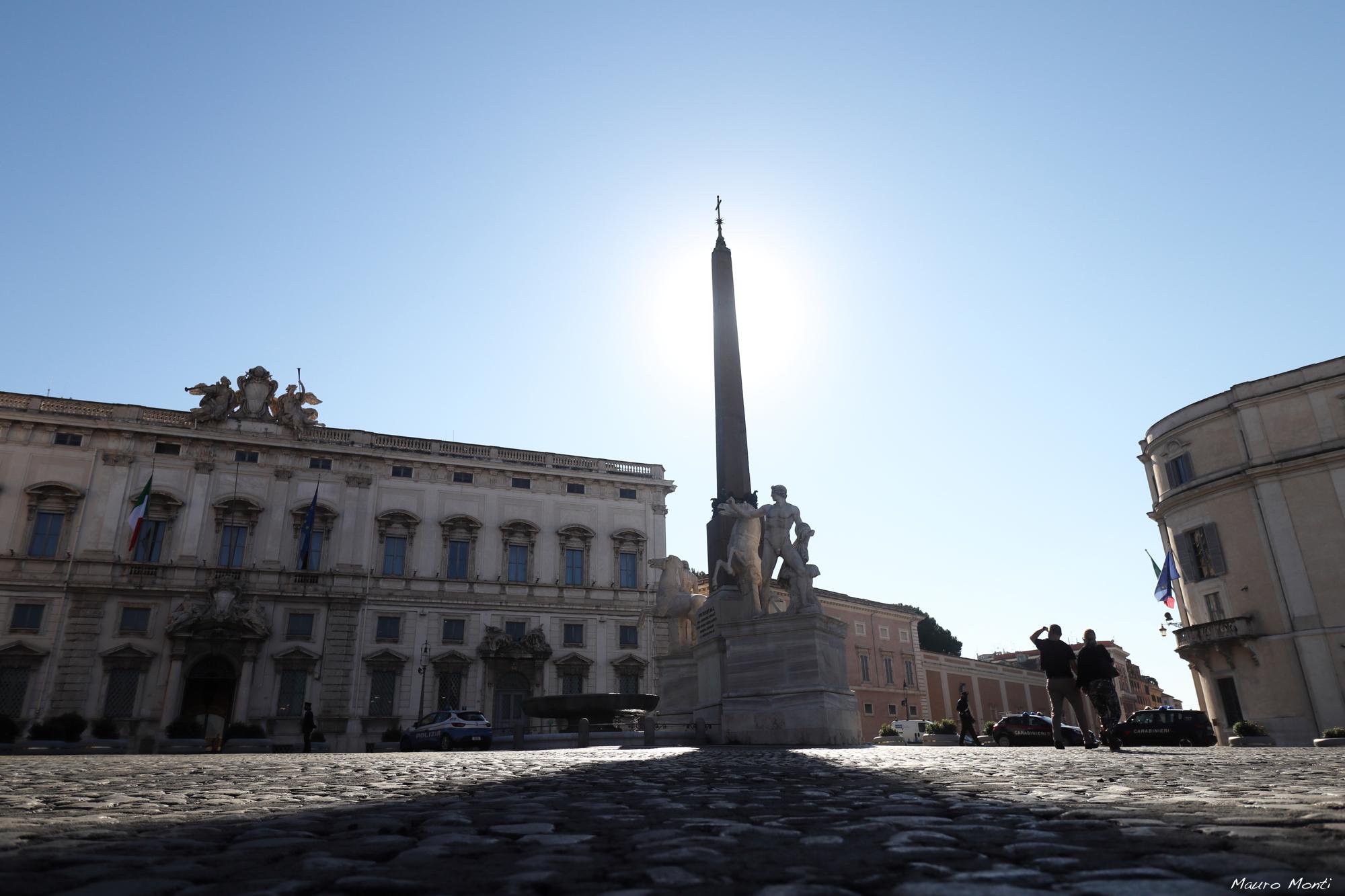 quirinale, fontana dei dioscuri - (c) Mauro Monti
