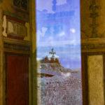 Lo studio di Augusto e il riflesso della Vittoria