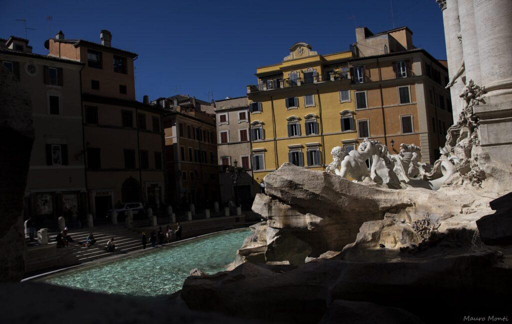 Fontana di Trevi - (c) Foto Mauro Monti