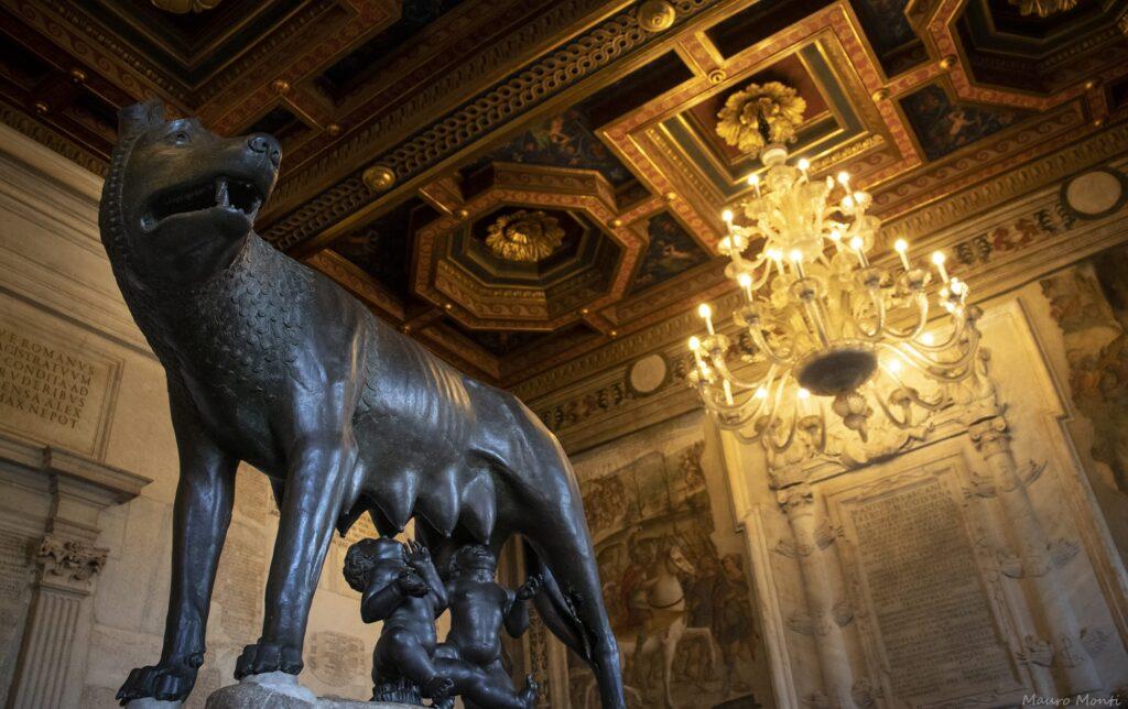 Lupa dei Musei Capitolini - (c) Foto Mauro Monti