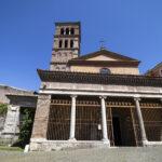 Il Velabro, dove il Tevere consegnò la cesta con Romolo e Remo